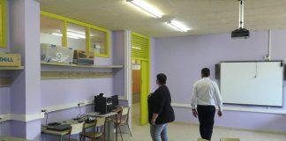 Tui invierte más de 100.000 euros en obras de mantenimiento de distintos centro educativos
