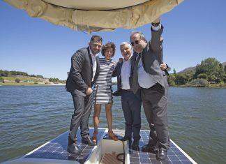 La próxima primavera se pondrá imagen al nuevo puente peatonal entre Tomiño y Vila Nova de Cerveira