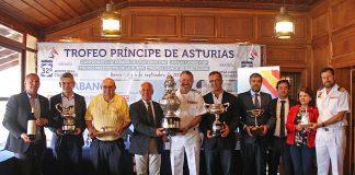 Baiona se prepara para el Trofeo Príncipe de Asturias, en la que participará el Rey Juan Carlos I