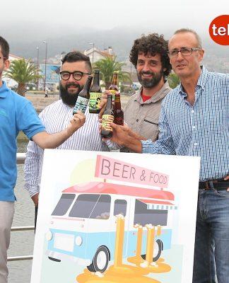 "Nigrán celebra el ""Val Miñor Fest"", el primer festival de cerveza de la comarca"