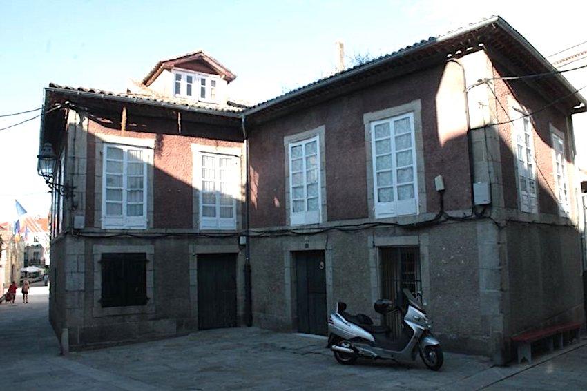 Baiona busca apoyo en la diputaci n para restaurar la casa - Casas para restaurar en pontevedra ...