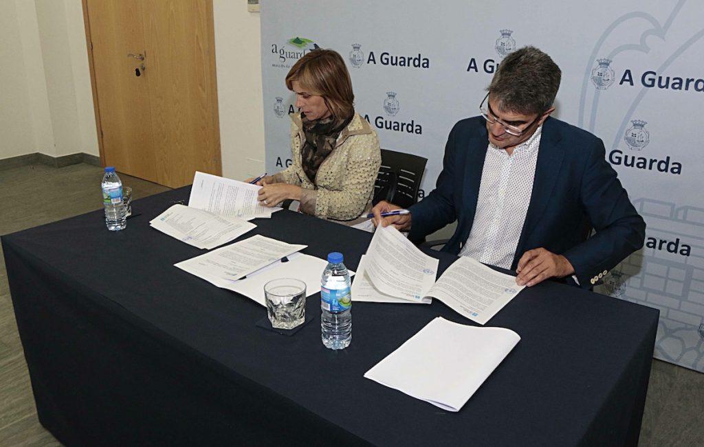 La Xunta invertirá 220.000 euros en la ejecución del proyecto A Porta do Trega de A Guarda