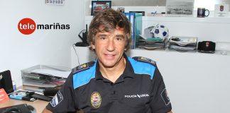 El inspector jefe de la Policía Local de Nigrán, todo un deportista