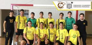VIII torneo internacional Baíña F.S. en Baiona