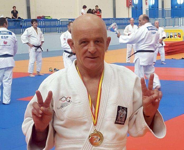 El tudense Lino Martínez, campeón de España de judo