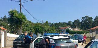 Detenido un vecino de Tomiño tras una espectacular persecución policial
