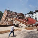 La tomiñesa Andre Pousa, a salvo tras el terremoto de México