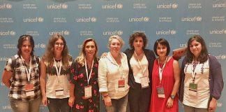 Tomiño participa en Madrid en el IV Congreso Internacional de Ciudades Amigas de la Infancia