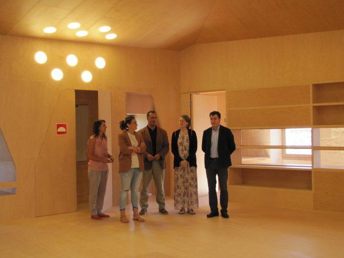La Xunta invertirá 40.000 euros en la nueva biblioteca de Baiona
