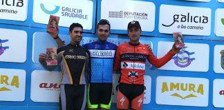 El baionés Adrián Valverde se estrena en ciclocross como primer Élite