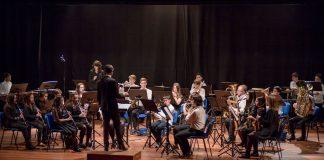 Gran acogida del tradicional concertó de Santa Icía de la Agrupación Musical de Goián
