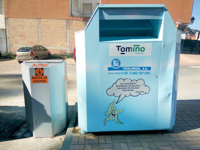 Tomiño cambia el sistema de recogida de aceite usado por uno más limpio y cómodo