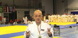 El tudense Lino Martínez, Campeón del Mundo de Judo