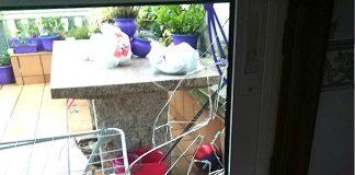 Roban en su casa de A Ramallosa mientras un miembro de la familia dormía en su interior