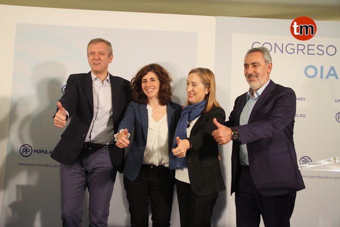 Cristina Correa, cabeza de lista del PP en las próximas municipales
