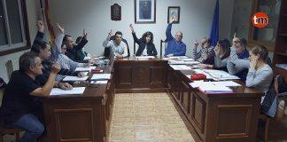 El Pleno de Oia aprueba por mayoría la moción de la aplicación del artículo 51 sobre el monasterio