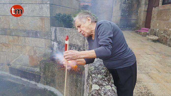 Con 84 años y tirando fuegos