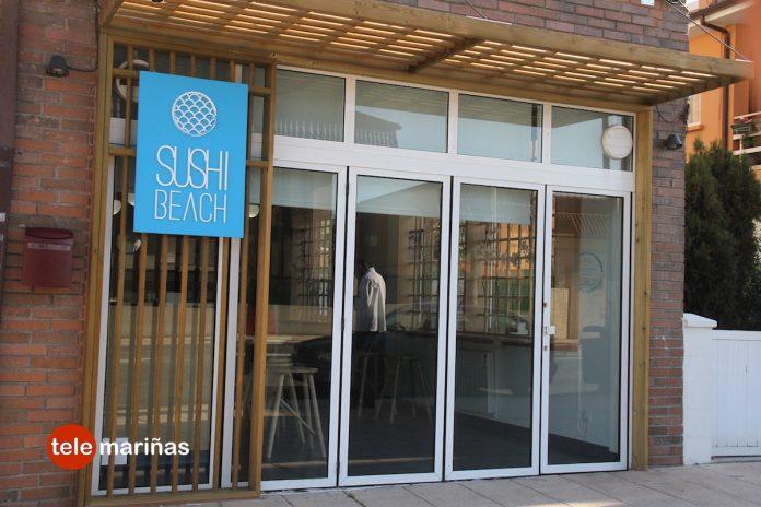 Abre Sushi Beach, un nuevo restaurante de Sushi y comida japonesa en Nigrán