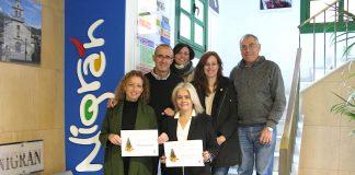 Adrede Boutique Moda y Ópticas Roris, ganadores del II concurso de árbol y ambientación de Navidad