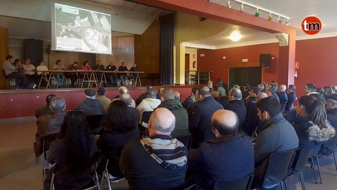 Crean una comisión de seguimiento del plan de seguridad viaria sobre la PO-331 en Vincios