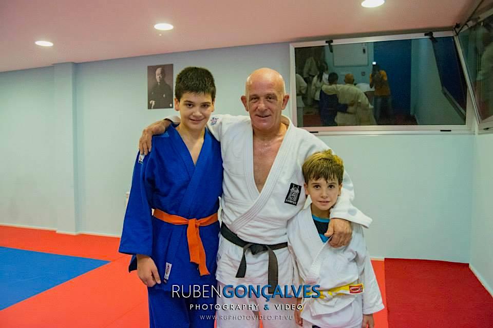 """Lino Martínez: """"El judo me dio confianza en mí mismo"""""""
