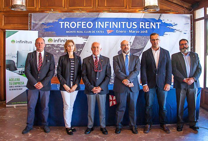 La temporada de vela suelta amarras con el Trofeo Infinitus Rent