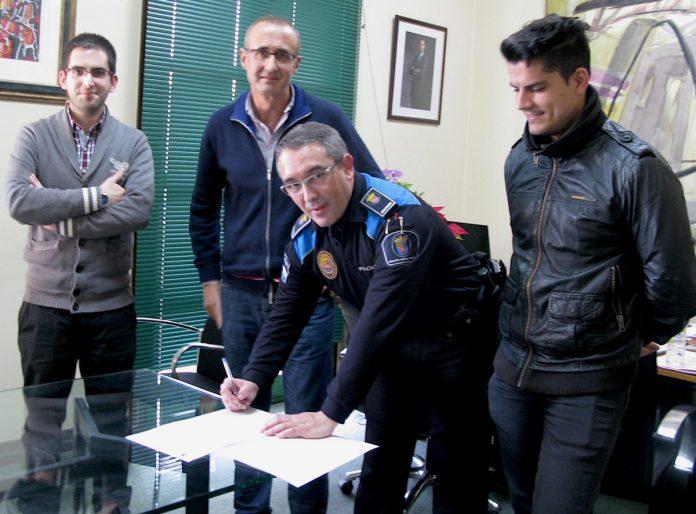 Nigrán cubre, una década después, una plaza vacante de oficial de Policía Local