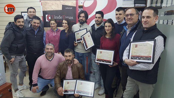 El Parador representará a Baiona en la final del concurso VindeTapas
