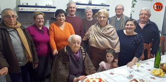 La abuela de Belesar cumple 102 años