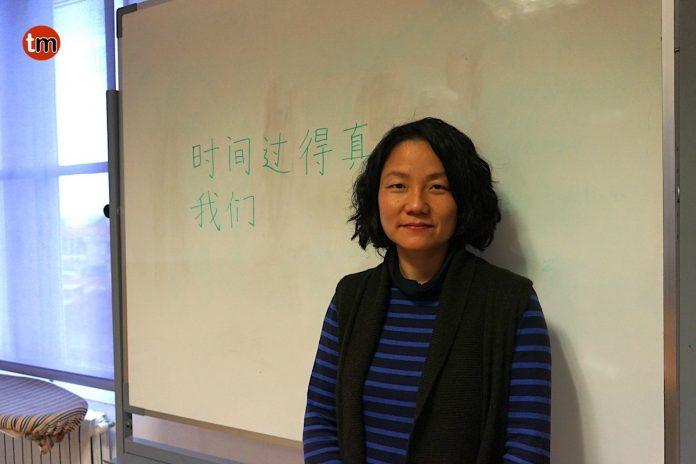 El chino y el japonés están en auge en Baiona