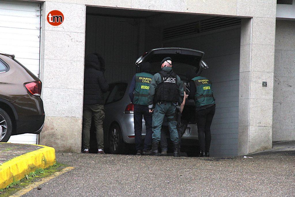 Aumentan a nueve los detenidos en la operación antidroga en O Val Miñor y O Baixo Miño
