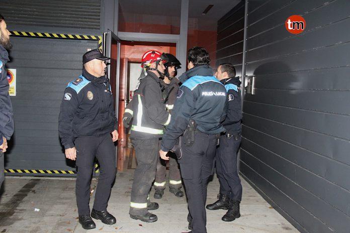 Rescatadas seis personas atrapadas en un ascensor en Baiona