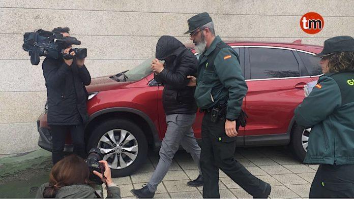 La Guardia Civil vuelve a detener al masajista de Nigrán