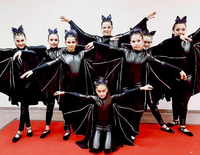 Seis primeros premios para el grupo de baile Marcando Pasos en el Anaprode