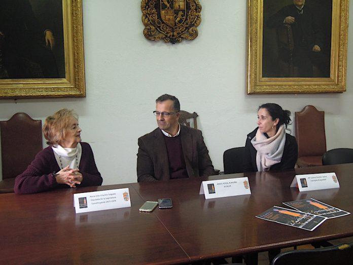 Nona Inés Vilariño impartirá en Baiona una charla coloquio sobre las mujeres