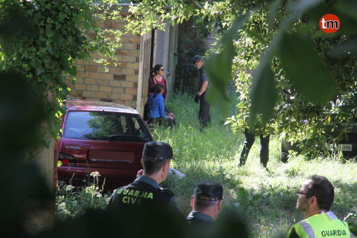 La Guardia Civil halla más explosivos en otra parcela