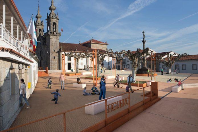 Tomiño reformará el entorno de la Iglesia de Figueiró