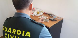 Detenido el dueño de un bar de Gondomar por tráfico de drogas