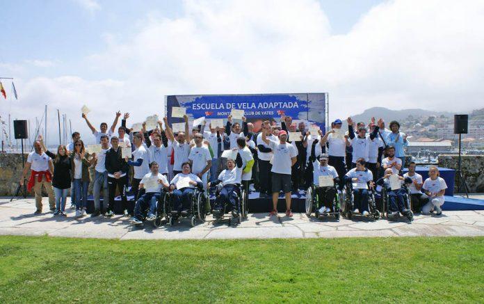 El Monte Real Club de Yates cumple seis años normalizando la diversidad funcional