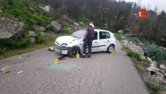 Fallece un hombre tras sufrir un accidente en el Monte Galiñeiro