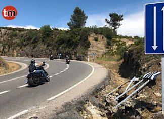 Fallece un vecino de Oia en un accidente de moto en O Alto do Rodicio