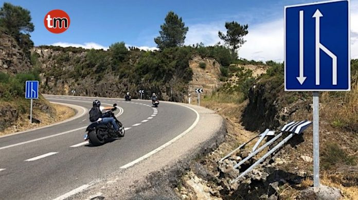 Fallece un vecino de Oia en un accidente de moto en O Alto do Rodicio