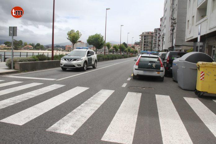 Detenido un hombre en Baiona por quebrantar una orden de alejamiento