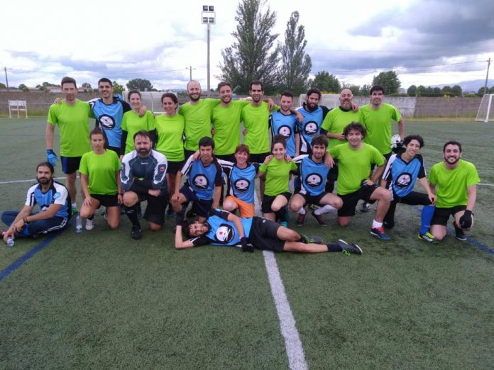Gondomar acolle o I Torneo de Fútbol Gaélico