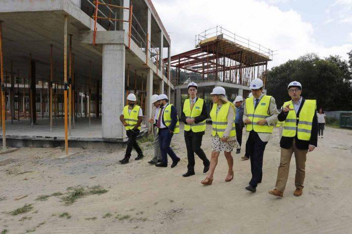 El nuevo centro de salud de Gondomar estará finalizado en abril del próximo año