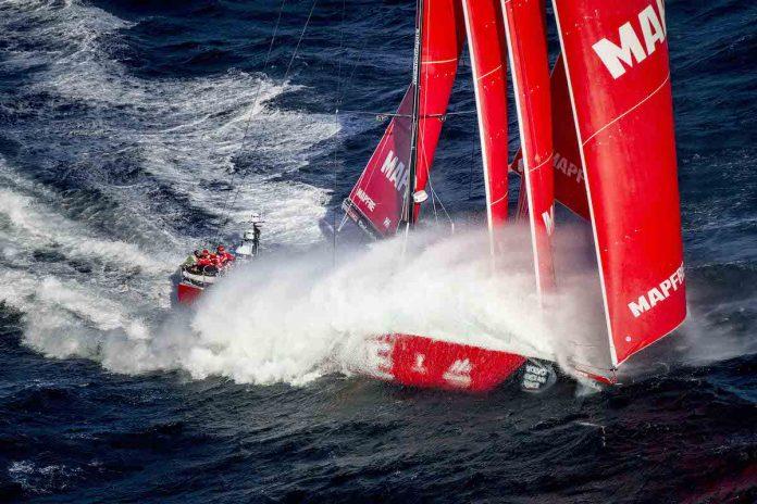 El MAPFRE recibirá uno de los Premios Nacionales de Vela por su brillante actuación en la Volvo Ocean Race