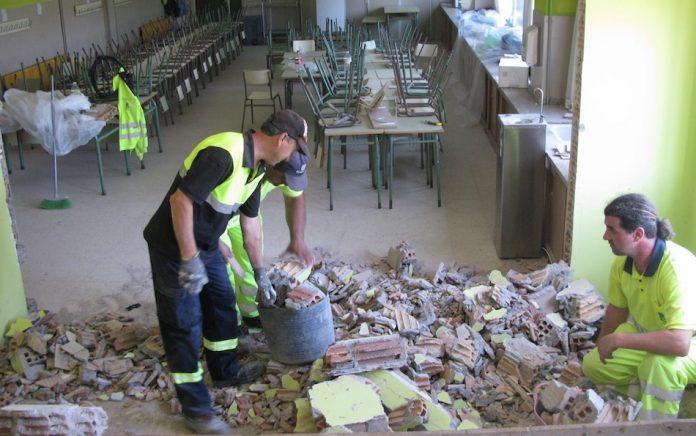 Nigrán realizará obras en los colegios públicos del municipio por valor de 55.000 euros