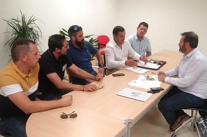 Reunión de AGESCA co deputado do BNG para a situación actual dos GES Galicia