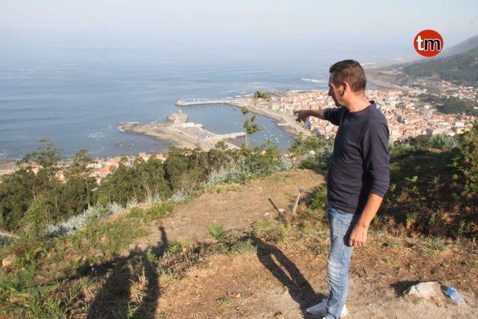 Desbrozadoras ecológicas mantendrán limpio el Monte Santa Trega