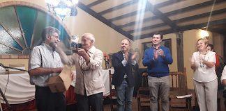 Emotivo homenaje en Oia José Álvarez de Paz, último Gobernador de Pontevedra